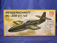 PM Model #223 Messerschmitt Me-328 V1/V2 WWII German Rocket 1/72 Open Complete