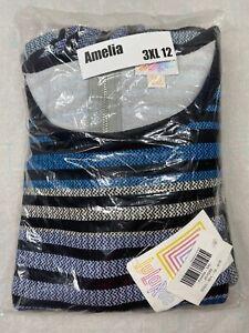 LuLaRoe Amelia Dress Size 3XL 12