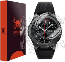Skinomi FULL BODY Clear Skin+Screen Protector for Samsung Gear S3 Frontier Watch