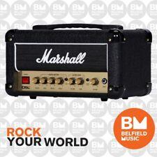 Marshall DSL1 Guitar Amplifier Head Valve Amp 1W DSL-1 - Brand New - BM