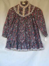 Victorian Dress Edwardian Civil War Prairie Western Style Girl Child