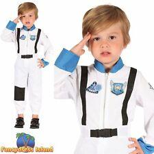 ASTRONAUT SPACEMAN NASA SCI FI HALLOWEEN - Age 2-3 - boys fancy dress costume