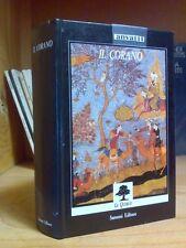 IL CORANO - Sansoni Editore 1989