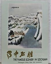 The Famous Scenery in Szechuan Volume I Tukiangyen Ching Chen Mt. Landscapes