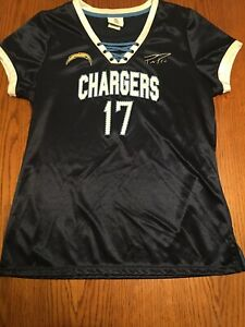Chargers Philip Rivers Women's Size Large Top