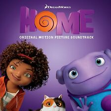 HOME CD ORIGINAL FILM SOUNDTRACK OST RIHANNA / JENNIFER LOPEZ / CHARLI XCX / NEW