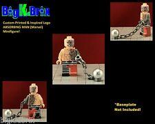 ABSORBING MAN Custom Printed & Inspired Marvel Lego Minifigure *All Side Printin