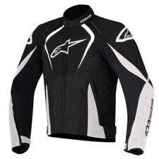 Giacche neri Alpinestars per motociclista, nylon