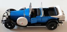 Franklin Mint 1922 Rolls Royce Phantom (I) Blue 1:43 Scale Die-Cast Model /Box