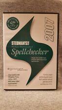 STEDMAN'S PLUS / MEDICAL-PHARMACEUTICAL SPELLCHECKER (2007) / CD-ROM