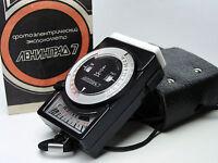Leningrad-7 Russian Light meter.EX!