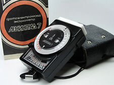 Leningrad-7 Russian Light meter.EX!