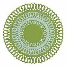 Quickutz Die Nesting Floral Doilies Set 3 Dies