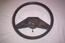 86-87  DODGE / PLYMOUTH  STEERING  WHEEL  K CARS    --Check This Out--