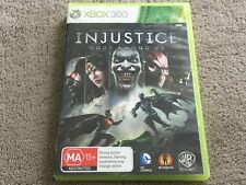 Injustice: Gods Among Us - Xbox 360 - fast free post