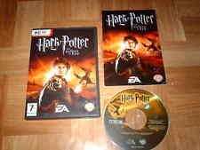 HARRY POTTER...et la coupe de feu...jeu complet...sur PC