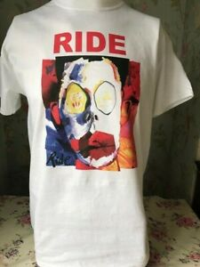 RIDE GOING BLANK AGAIN T SHIRT  my bloody valentine slowdive