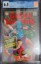 Green Lantern #45 CGC 6.5 & #50 CGG 7.0