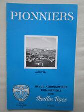 PIONNIERS AERONAUTIQUE 69 PAF AVIATION ARGENTINE MONTGOLFIERE VERNE FORMATION