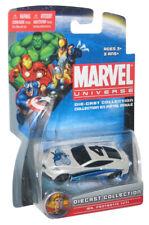 Marvel Universe Mr. Fantastic Four V7 Die-Cast Collection Toy Car #4