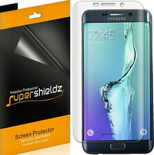 2X Supershieldz HD Clear Screen Protector Saver For Samsung Galaxy S6 Edge+ Plus