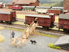 Noch Laser Cut Minis Cattle Loading Ramp 14246 Ho Scale (suit Oo also)