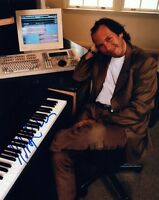 Hans Zimmer Signed Autographed 8x10 Photo COA VD