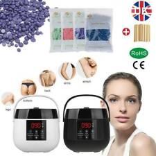 LED Hot Wax Pot Warmer Heater Machine Hard Wax Beans Painless Hair Removal Kit