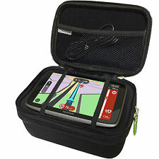 """6"""" Multi-Compartment Heavy Duty Carry All Case For TomTom GO PROFESSIONAL 6250"""