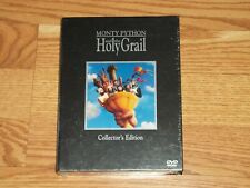 Monty Python And The Holy Grail Collector'S Edition Film Cel Screenplay 2 Dvd