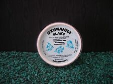 Aquarium Fish Flake Food Oxymanna Oxytetracycline Medicated by AQUATRONICS