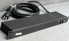 "* Geist BR060-1523 6 Rear Outlets 20A 125V 2500 Watts 19"" Rack Mount Power Strip"