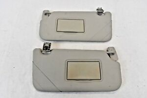 Ford Fiesta MK7 2008 - 2017 Sun Visors with Clips (Pair)