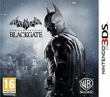 Batman Arkham Origins Blackgate -3ds