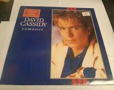 "David Cassidy - Romance 12"" OriginalLP Vinyl Record"