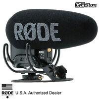 Rode VideoMic Pro+ Pro Plus On-Camera Shotgun Microphone Rycote Lyre NEW