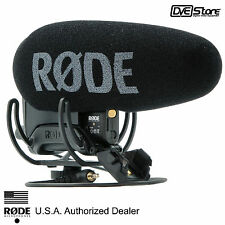 Rode VideoMic Pro+ Pro Plus On-Camera Shotgun Microphone Rycote Lyre NEW