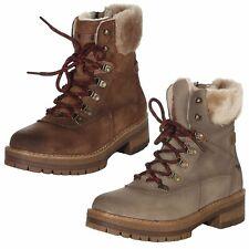 Mustang Damen Schuhe Stiefel Stiefeletten Damenschuhe Boots Winter 1344-604