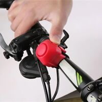 Bike Electronic Loud Horn 130 db Warning Safety Electric Bell Police Siren