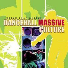 Urban Beat Reggae: Dancehall Massive Culture CD NEW sean paul michael rose !!!