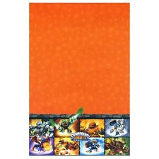 "72"" x 47"" Skylanders Giants Video Game Party Disposable Plastic Table Cover"