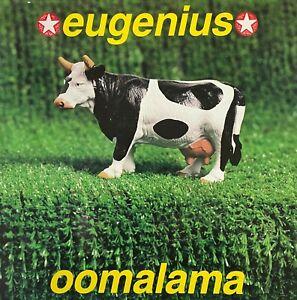 Eugenius - Oomalama (LP) (VG/VG)