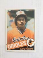Eddie Murray 2013 Topps Archives #146  Baltimore Orioles HOF