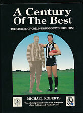 Collingwood A Century Of The Best book 31 signatures 1958 Premeirship team