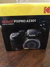 KODAK PIXPRO AZ401 16MP Digital Camera, Black #AZ401BK New
