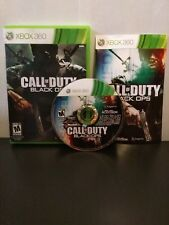 Call of Duty: Black Ops Microsoft Xbox 360 St#A-5