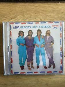 ABBA : Gracias Por La Musica : CD & NTSC R0 DVD Deluxe - NEW SEALED