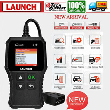 Automotive Diagnostic Tool EOBD OBD2 Scanner Check Engine Car Fault Code Reader
