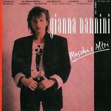 """12"""" Gianna Nannini Maschi E Altri (America, Profuno, Bla Bla) 80`s Metronome"""