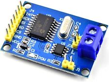 Can Bus Micro Controller Interface With Mcp2515 And Tja1050